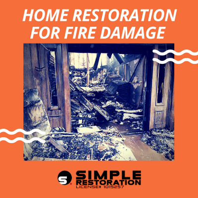 fire damage restoration riverside