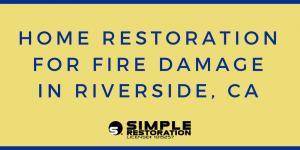 riverside fire damage