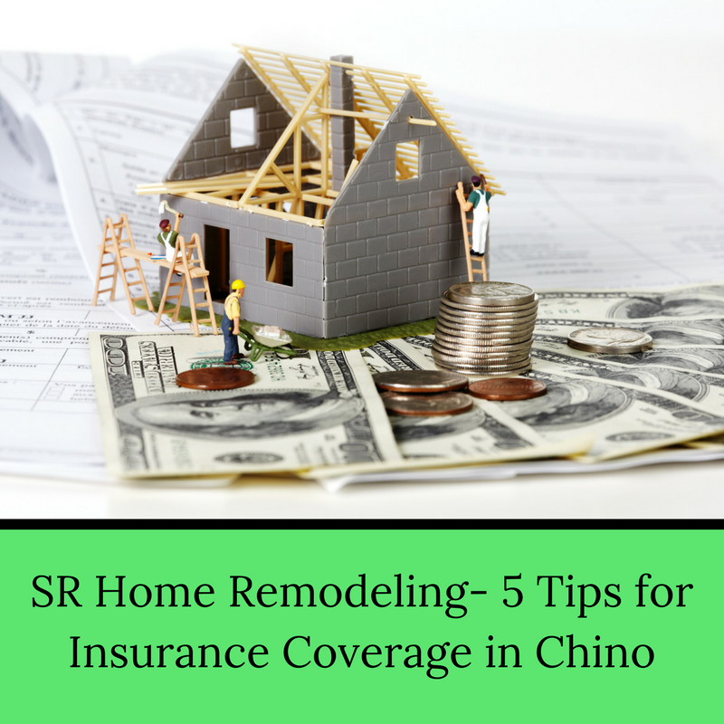 home remodeling insurance tips