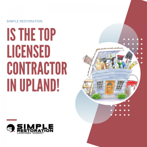 home remodeling contractor upland
